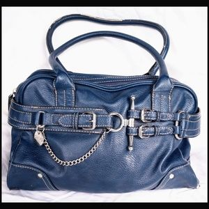 Chaps silver detail Shoulder bag